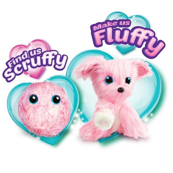 Scruff-a-Luvs, Adoptivdjur Rosa