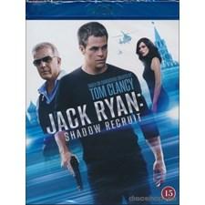 Jack Ryan: Shadow Recruit (Blu-ray)