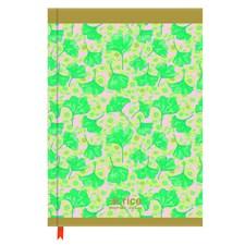 Notatbok, A4, Grønn, Rice