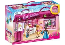 Bärbar Klädbutik, Playmobil (6862)