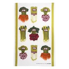 Kjøkkenhåndkle, Sommarlegym, 47 x 70 cm, Multi, Almedahls