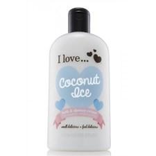 I Love... Coconut Ice Bath & Shower Crème 500ml