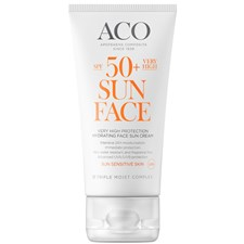 ACO Sun Face Sun Cream Spf 50, 50ml