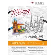Tombow Skissblock Bristol A4 250 g/m²