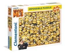 Pussel 1000 Bitar, Minioner, Despicable Me 3