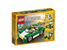 Grön cruiser, LEGO Creator (31056)