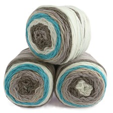 Kartopu Jersey Wool Mix Garn 200g 3-pack H1398