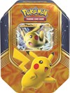 Poke Tin Box 2016 Fall, Pikachu, Pokémon