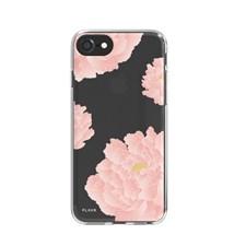 FLAVR Suojakuori Pink Peonies iPhone 6/6S/7/8