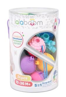 Kreativ babylek, 24 delar, Lalaboom