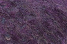 Rico Fashion Luxury Boucle Lanka Mohairsekoitus 50g Purple 003