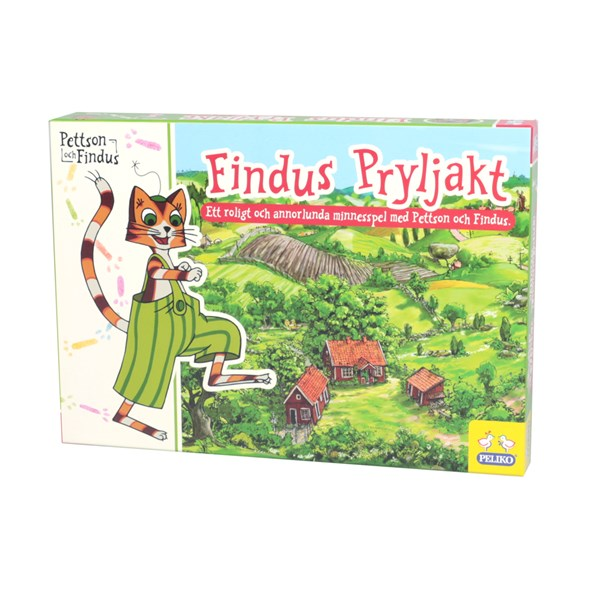 Findus Pryljakt, Peliko