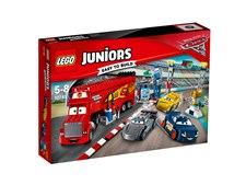 Finale i Florida 500-racet, LEGO Juniors Cars 3 (10745)