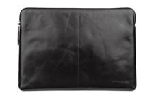 Tietokonesuoja nahasta 13'' Dbramante1928 MacBook Case Skagen Dark Brown