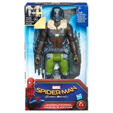 Spiderman Electronic Villain, 30 cm, Titan Heroes Series