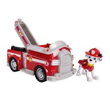 Fire Fighting Truck Marshall, Paw Patrol