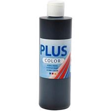 Hobbyfärg 250 ml Black