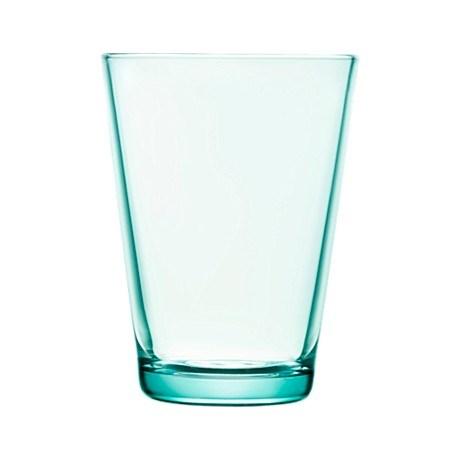 Iittala Kartio Juomalasi 2 kpl 40 cl Vedenvihreä - lasit  d6f1fb29f2