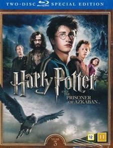Harry Potter 3: Fången Från Azkaban + Documentary (2-disc) (Blu-ray)