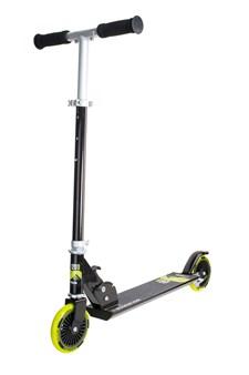 Stiga Sparkcykel, Challenger 120-S, Black/Lime