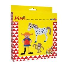 Pippi Perlesett 2000 stk, Micki