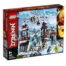 Den övergivne kejsarens slott, LEGO NINJAGO (70678)