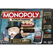 Monopoly Ultimate Banking, Hasbro (FI)