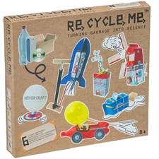 Vitenskap, Recycleme