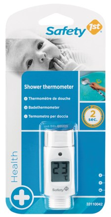 Duschtermometer, Safety 1st