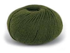 Du store Alpacka Wool Garn Alpacka Ullmix 50 g Mörk Oliv 522