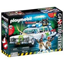 Spökjägarnas bil Ecto-1 med ljud och ljus, Playmobil Ghostbusters (9220)