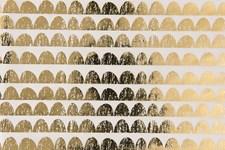 Decoupagepapper Guld 1 Ark