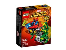 Mighty Micros: Spider-Man mot Scorpion, LEGO Super Heroes (76071)