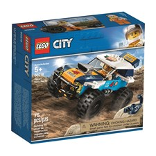 Ökenrallybil, LEGO City Great Vehicles (60218)