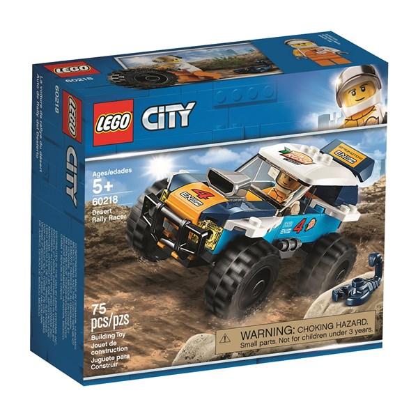 Ökenrallybil  LEGO City Great Vehicles (60218)  Lego - lego & duplo