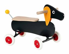 Ride-on Dachshund, Brio