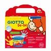 Giotto be-bè Fingerfärg 4-pack