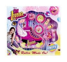 Roller Mode On! Makeup Bag, Soy Luna