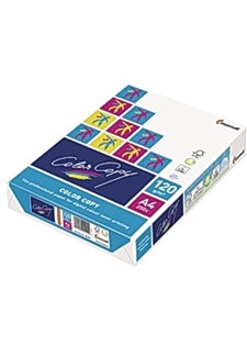 Kopiopaperi COLOR COPY A4 120 g reiätön (250 kpl)