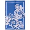 Rice Utematta Plast 270x180 cm Blå/Rosa