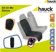 Sparkebeskytter Sit On Me Deluxe, Hauck