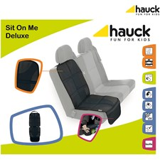 Sparkskydd Sit On Me Deluxe, Hauck