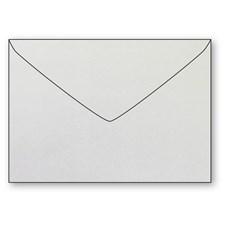 Kirjekuori Papperix C7 Helmiäinen 5-pakkaus