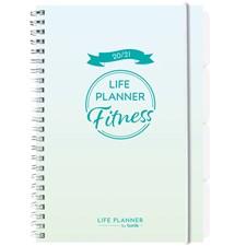 Burde Kalender 20-21 Life Planner Fitness