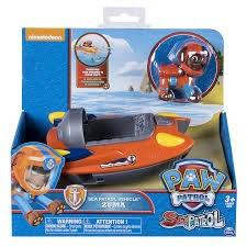 Zuma's Sea patrol vehicle, Sea Patrol,  Paw Patrol