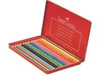 Fargepenn FABER-CASTELL 12 farger