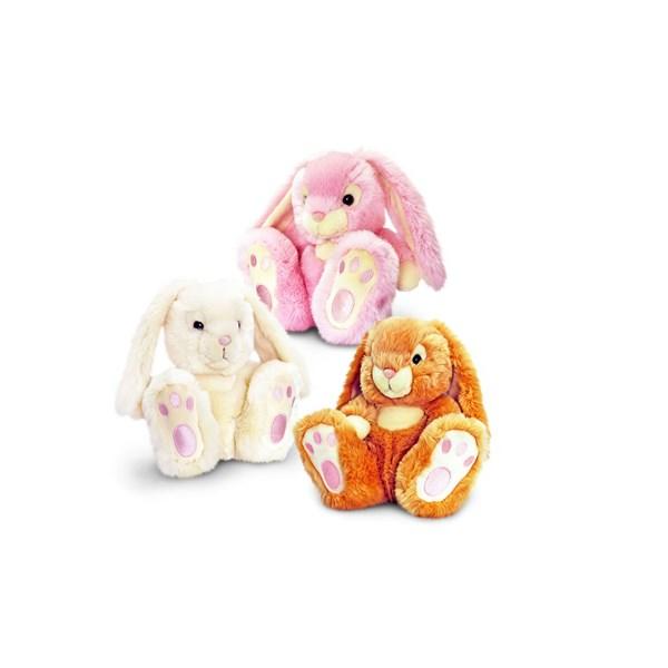Kanin 35 cm  Brun  Keel Toys - gosedjur