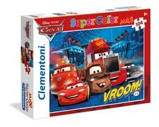 Pussel Maxi Cars, 104 bitar, Clementoni