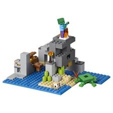 Piratskeppsäventyr, LEGO Minecraft (21152)