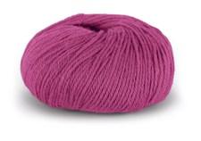 Du store Alpakka Sterk Ullmix 50 g Pink 826